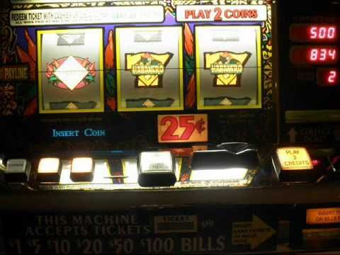IGT Tabasco Three Reel Slot Machine - For Sale by Gambler's Oasis