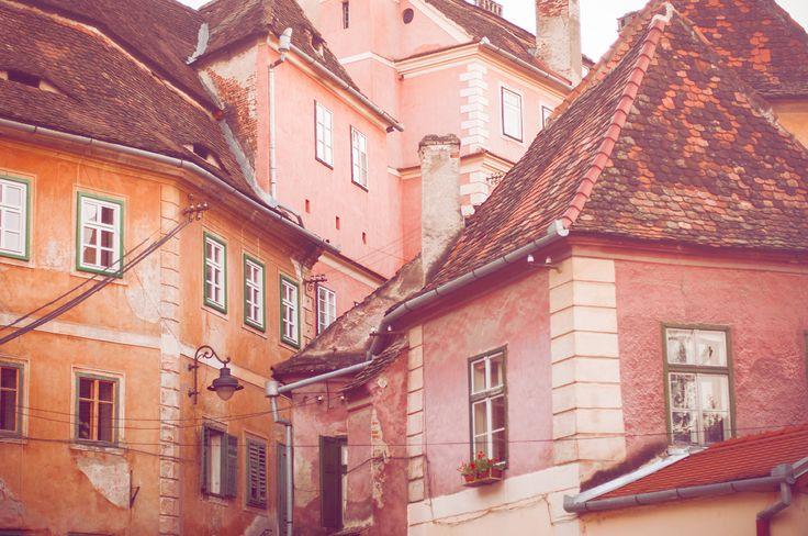 Sibiu, Romania - photo by aeternus.sk