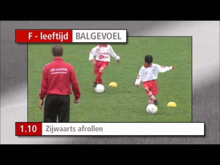 Prachtig filmpje om jonge jongens beter te laten voetballen!