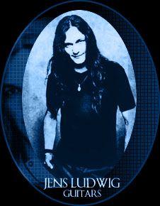Jens Ludwig, Edguy lead guitar