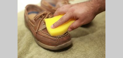 How to Clean Sperry Topsiders