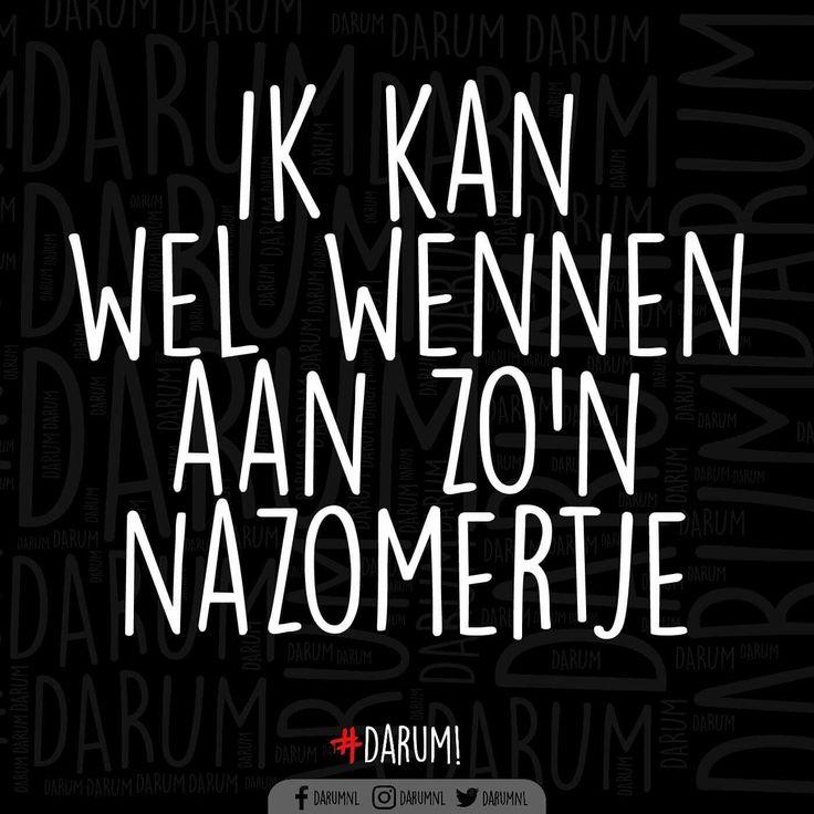 #nazomer