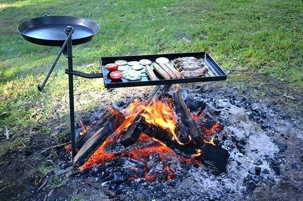 Cooking Fire Pit Cooking Over Fire Pit Grill Cooking Fire Pit