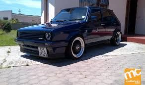 Image result for vw velocity golf with spoiler