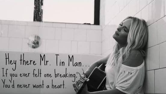 Tin man-Miranda Lambert
