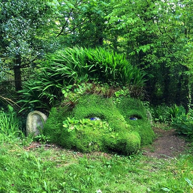 Lost Gardens of Heligan in Mevagissey, Cornwall. Find more #englishgardens at: https://www.visitengland.com/things-to-do/blooming-england