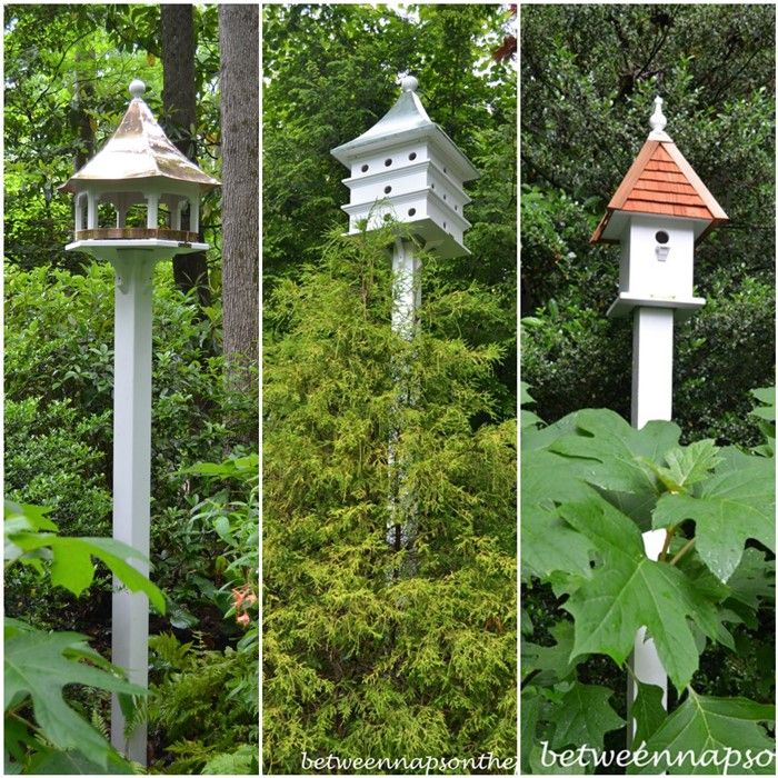 A New Addition To The Garden: Copper Roof Dovecote. Bird NestsBird CagesBird  ...