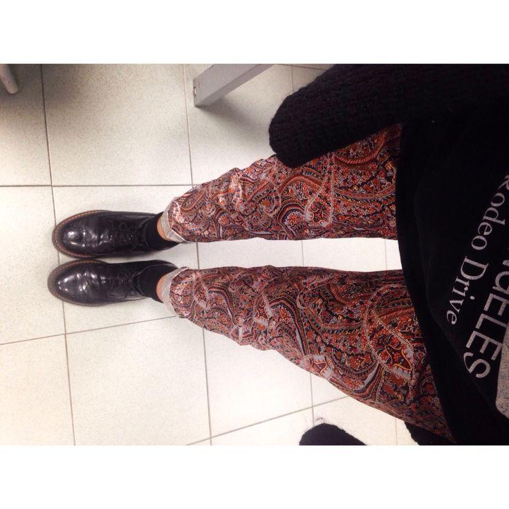 Dr.martens - pantalone Mary Model bologna ❤️