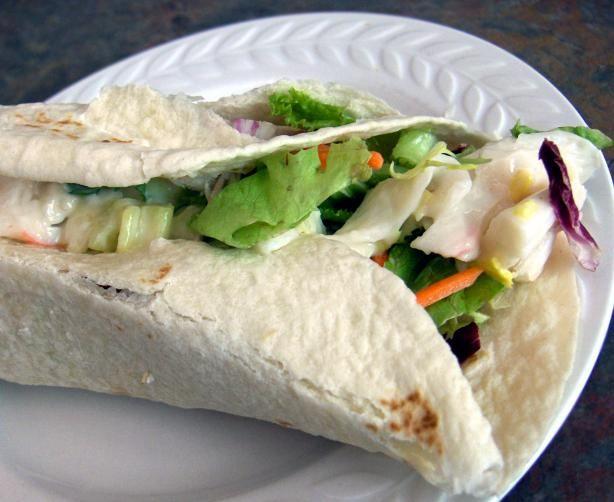 Imitation Crab Salad Recipe Pic