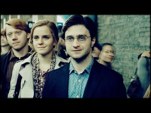 Harry Potter | Time Of Our Lives (TRIBUTE) - YouTube -- honestly the most amazing video -- favorite song and harry potter <3