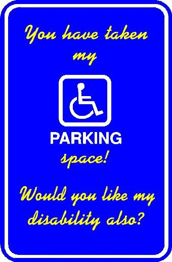 Would be nice to have these as cards to keep in the car. I would be putting them on cars everyday. People need to have more respect!                                                                                                                                                                                 Mehr
