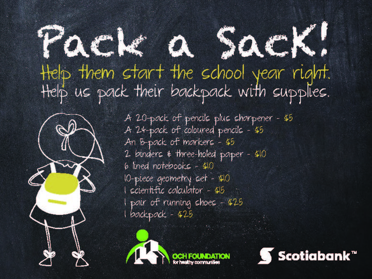 Powerful initiative - #packasack Want to join me?