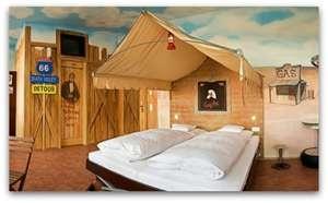 Great Outdoor themed bedroom