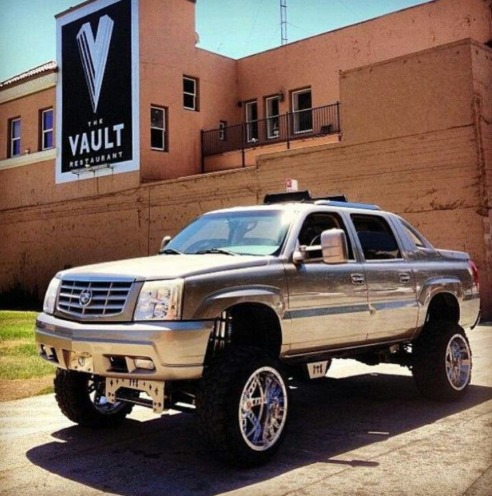 35 Best Images About Cadillac Escalade ESV On Pinterest