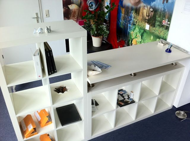 599 best images about reciclando ikea on pinterest billy for Office design hacks