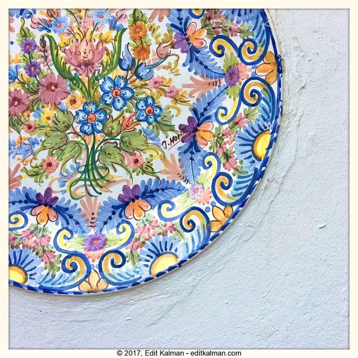 A wish #Art, #Ceramics, #Dallasclayton, #Folk, #Quote, #Seville, #Spain, #Star, #Wish - https://goo.gl/ED8BVu