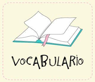 Oratio Orientation: VOCABULARIO. WEB INTERESANTE.
