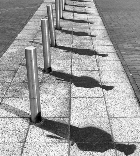 shadow art in Amsterdam (LP)