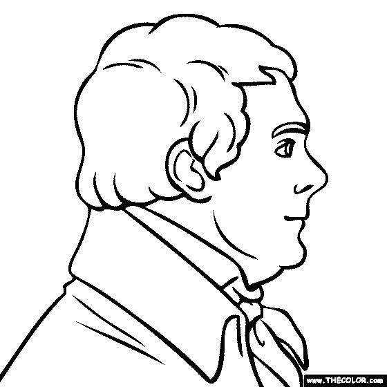 coloring pages of famous explorers - photo#15