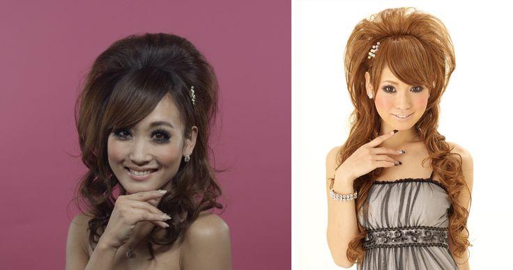 Hair Style Japan: Japan #2000s #hair #style #fashion