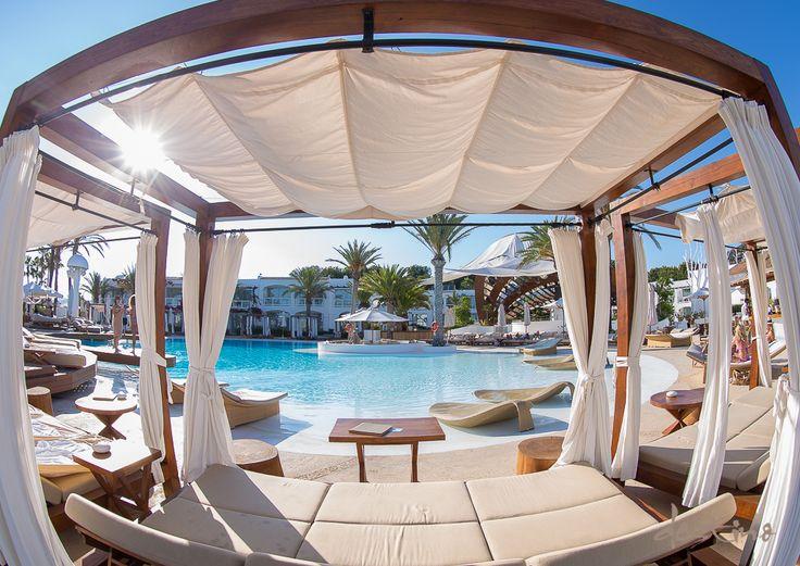 Unwind at Destino Ibiza