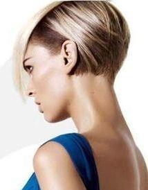Short Hair - back