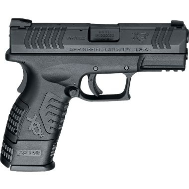 Springfield Armory® XD(M)™ 9mm w/extended mags