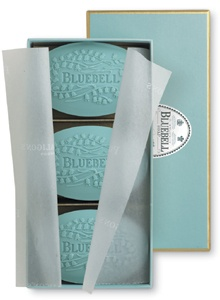 Penhaligon's Bluebell Soap. The most beautiful—and expensive—soap in the world.