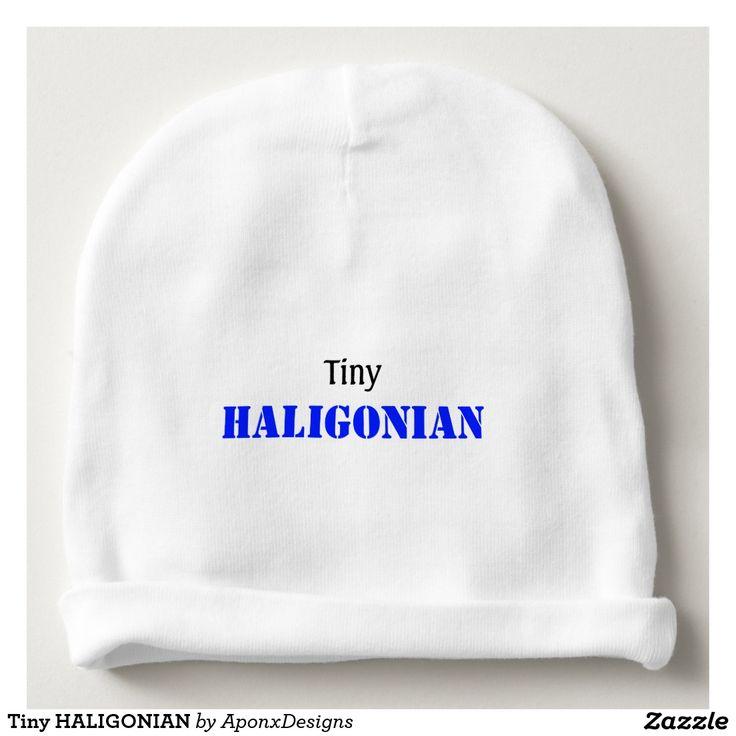 Baby Beanie: Tiny HALIGONIAN