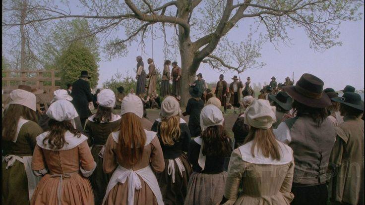 19agosto de 1692; Massachusetts, varias personas son encarceladas y ejecutadas por brujería (Juicios de Salem)