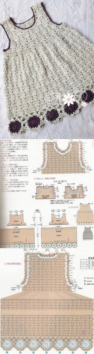 3353 best Bebes images on Pinterest | Crochet baby, Crochet patterns ...