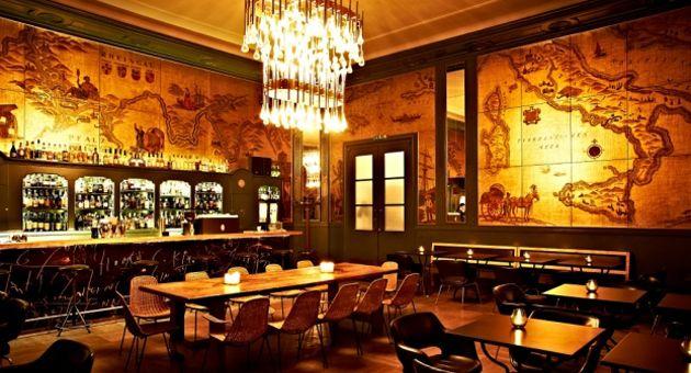 Haus der Kunst-Goldene Bar - München