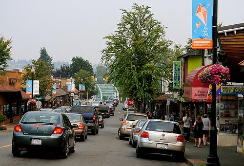5th Street (Main Street) Courtenay