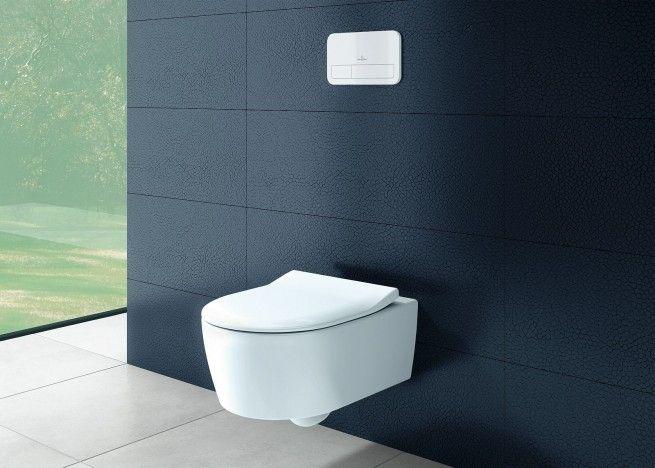 Villeroy Boch Avento Perem Nelkuli Fali Wc Slimseat Lassu Zarodasu Ulokevel Kombi Pack 5656rs01 5656 Rs 01 Wall Hung Toilet Toilet Villeroy Boch