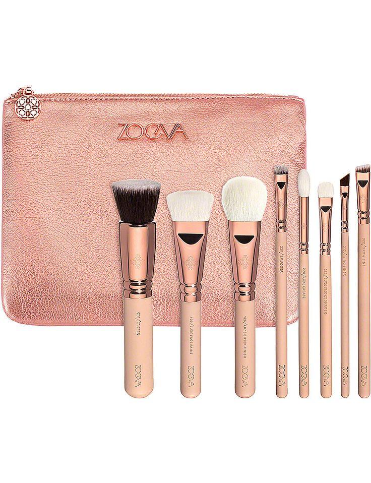 ZOEVA Rose Golden Luxury Set Vol 2 Makeup brush set