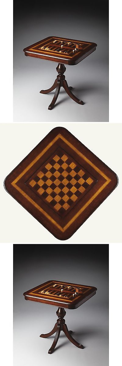 Other Indoor Games 36278: Butler Morphy Plantation Cherry Game Table -> BUY IT NOW ONLY: $557.1 on eBay!