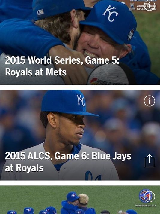 Cutting the Cord: MLB app offers improved video, new options for '16 season