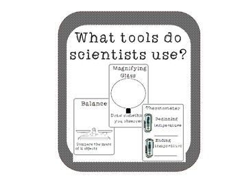Using Science Tools Introduction Inquiry activities book
