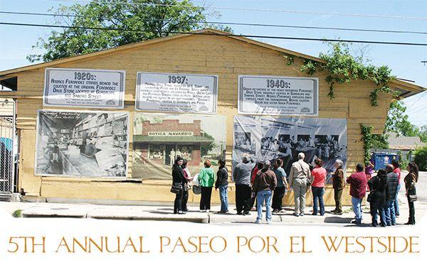 5th Annual Paseo por el Westside :: Westside San Antonio Historical Photo Project :: www.esperanzacenter.org