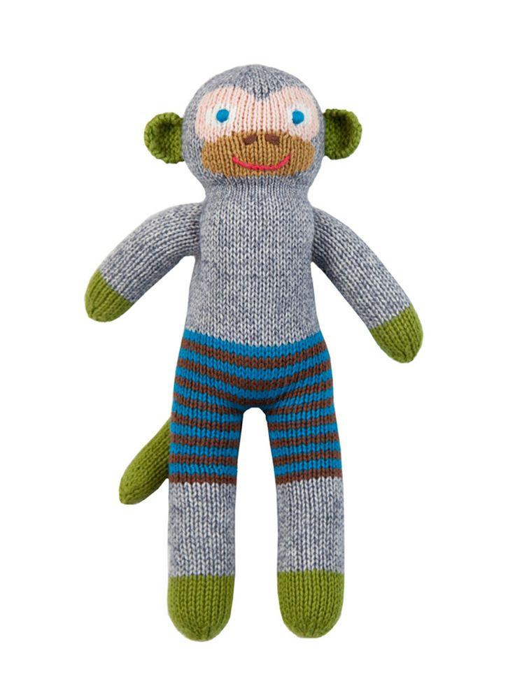 Mozart Monkey Doll by Blabla Kids at Gilt