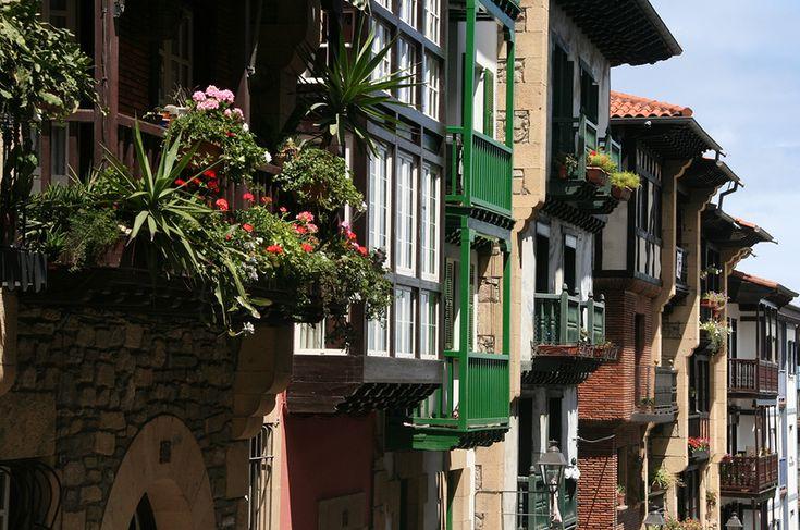 Bask Ülkesi güzel bir şehir - Hondarribia. İspanya. Rus Servis Çevrimiçi Diaries - LiveInternet üzerine tartışma