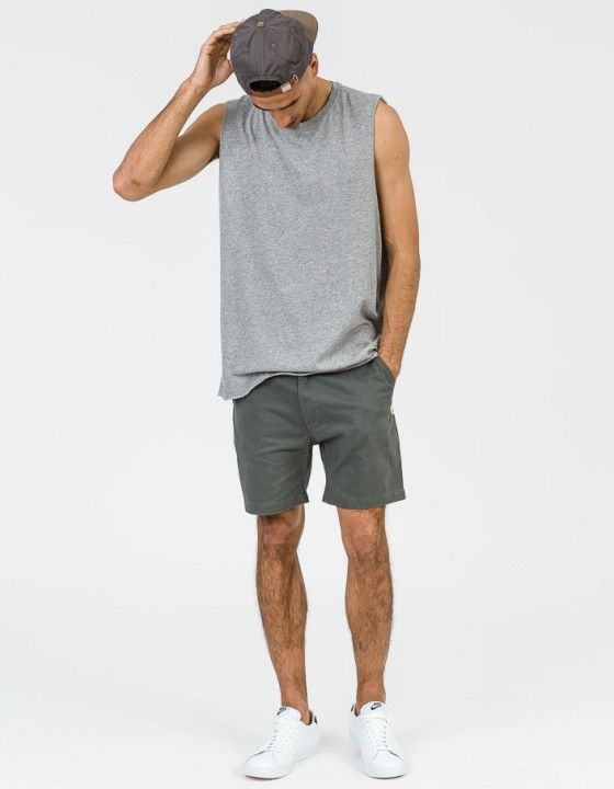 Wharf Rat Chino Shorts - Khaki