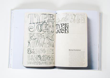 Typographicc Sketchbooks