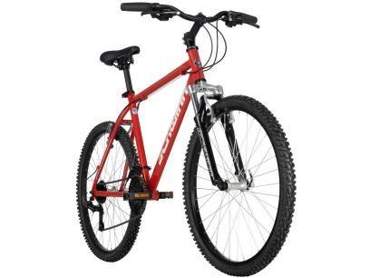 Bicicleta Schwinn Mountain Aro 26 21 Marchas - Suspensão Dianteira Câmbio Shimano Freio V-brake com as melhores condições você encontra no Magazine Gatapreta. Confira!