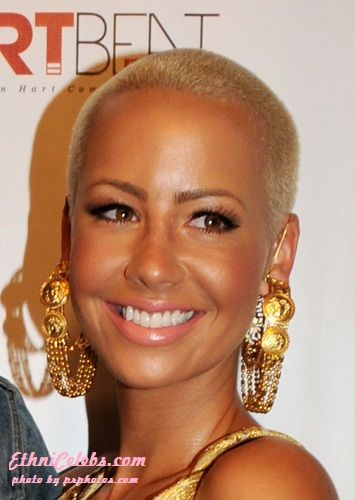 Amber Rose (Amber Levonchuck) - Amber Rose. Ethnicity: *Cape Verdean, Italian, Irish. She's an American model, recording artist, actress and socialite. *(Cape Verde is a group of islands located off the coast of West Africa.)http://en.wikipedia.org/wiki/Amber_Rose
