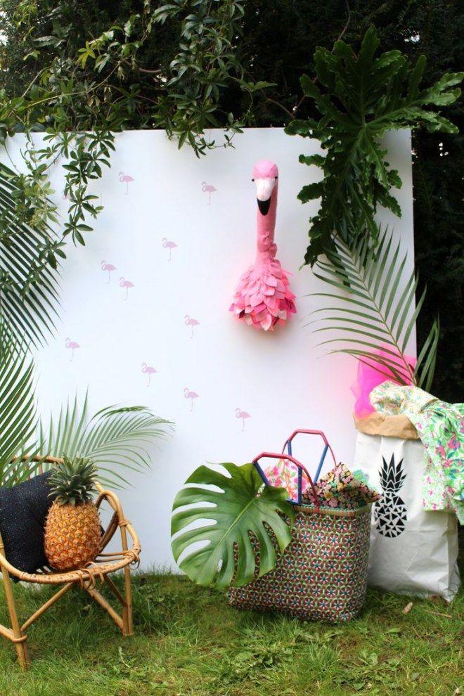 DIY mariage photobooth enfants