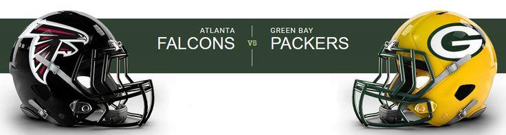 Green Bay Packers at Atlanta Falcons Georgia Dome — Atlanta, GA on Sun Oct 30 at 1:00pm, From $99.00