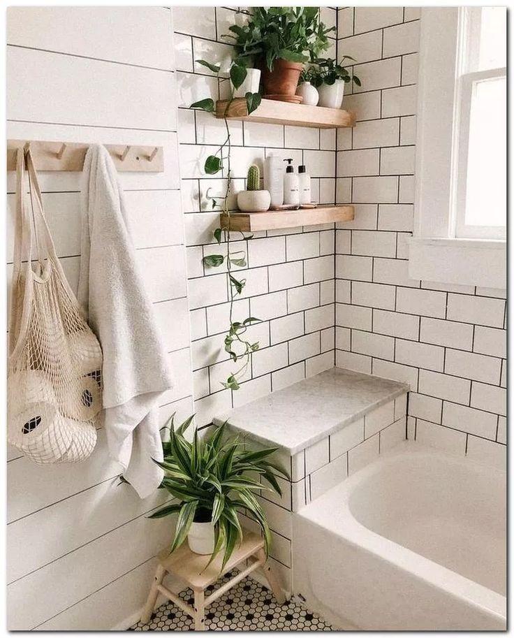 35 Moderne Badezimmerdekor-Ideen passen zu Ihrem Wohndesign-Stil #bathroomideas #bathroomdecor #bathroomdesign ⋆ Alles über Wohndekor