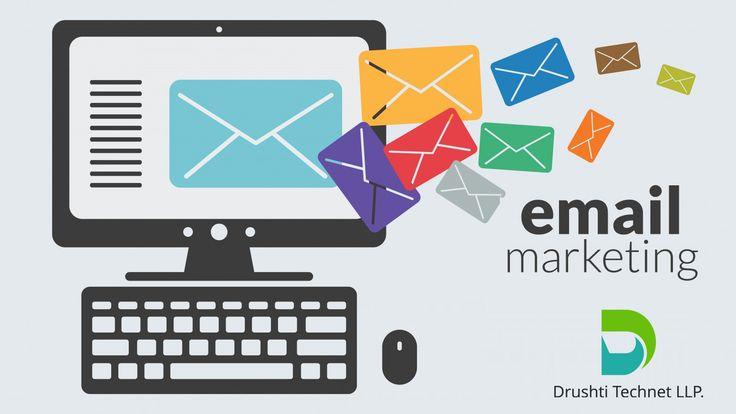 Drushti Technet LLP - Email Marketing Services www.dinpl.com