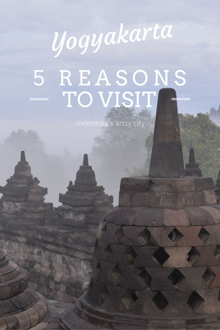 Yogyakarta, or Jogja as it is lovingly called by the locals, is Indonesia's hip and artsy city. Read here everything you need to know to visit this exciting place: how to get here, where to stay and my top 5 tips on what to do.